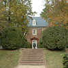 The original mansion, built in 1726 of brick fired on the plantation, occupies a beautifully landscaped hilltop site overlooking the historic James River.