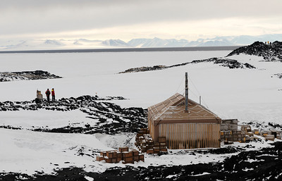 Cape Royds Hut, McMurdo Sound