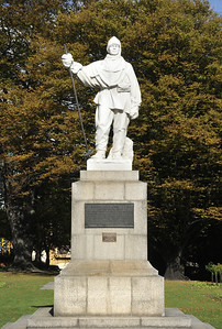 Scott Memorial, Christchurch.