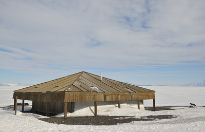 Discovery Hut, Hut Point, McMurdo Sound
