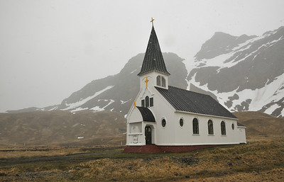 The Whaler's Church, Grytviken