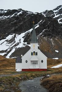The Whaler's Church, Grytviken