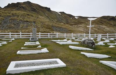 The Whaler's Cemetery, Grytviken