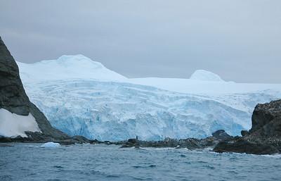 Cape Wild Glacier, Elephant Island