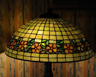 Handel Periwinkle Lamp