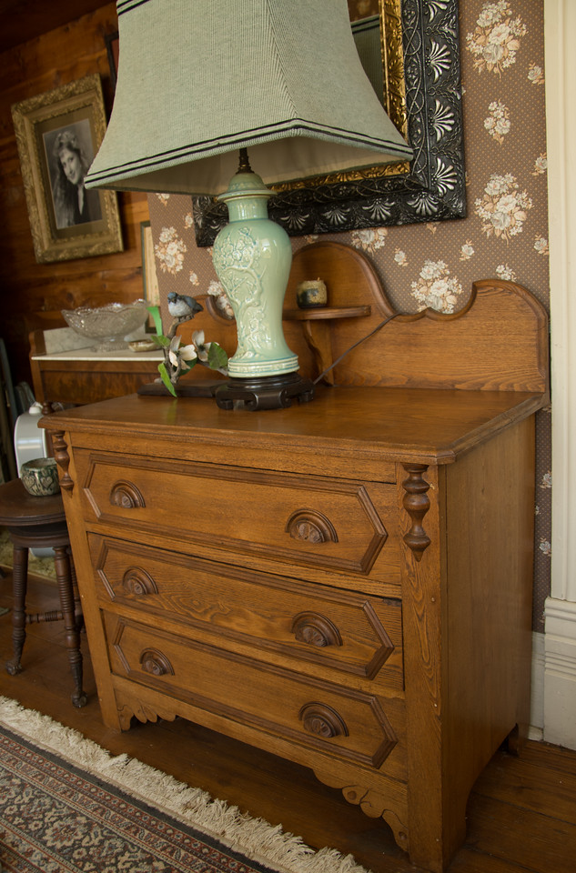 Small Chest of Drawers, Oak
