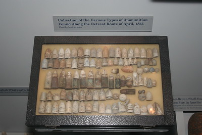 Collection of bullets