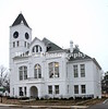 Deshea County Courthouse in Arkansas City, Arkansas.