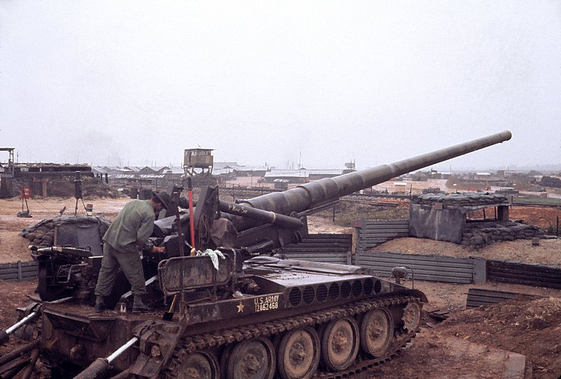 Camp Sally<br /> Howitzer