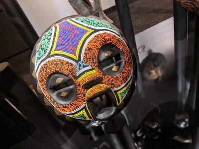 Art of Africa - Blackhawk Museum - Danville, CA - 17 Aug. '18