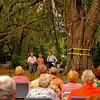 Ashantilly Tree Dancers 05-08-10 near Darien, Georgia - Thomas Spalding's Mainland House
