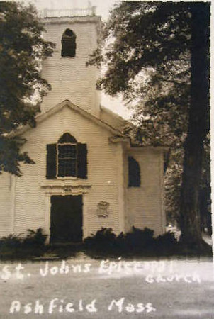 Ashfield St John Episcopal Church