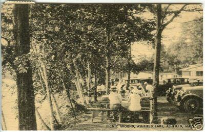 Ashfield Ashfield Lake Picnic Grounds