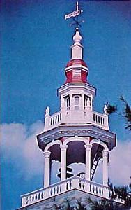 Ashfield Town Hall Steeple