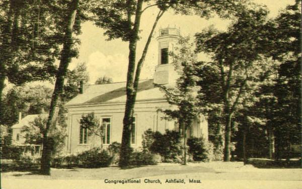 Ashfield Congregational Church 2