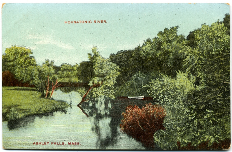 Ashley Falls Ma Housatonic River