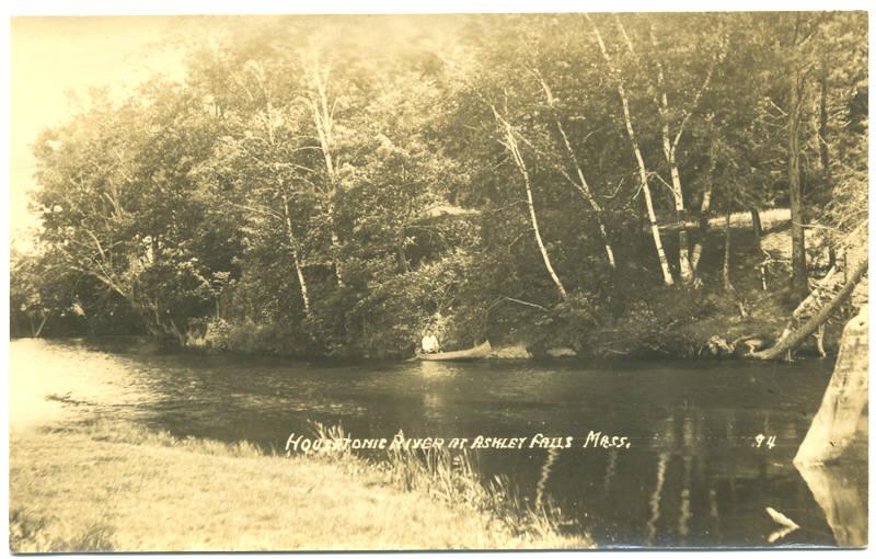 Ashley Falls Hoosatonic River