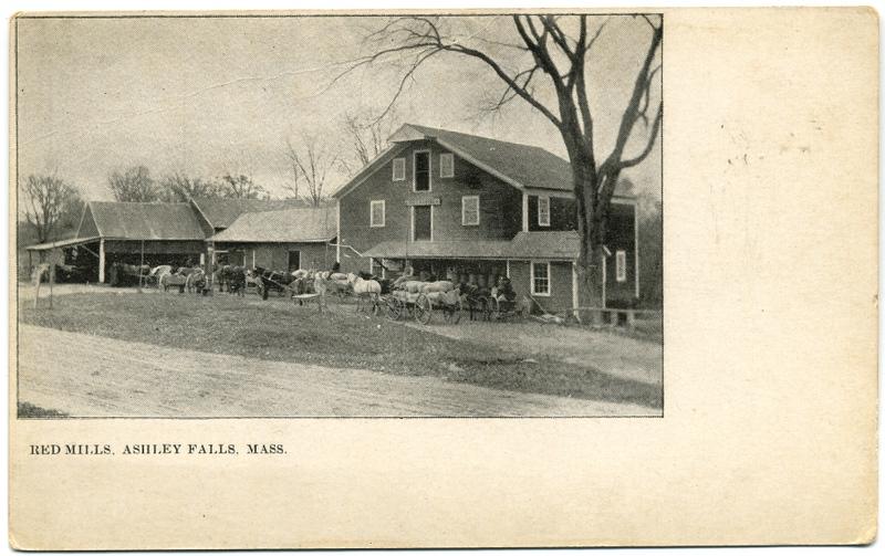 Ashley Falls Red Mill