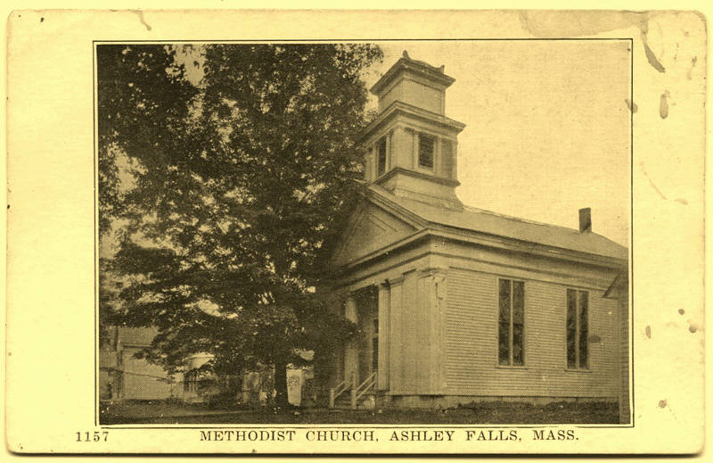 Ashley Falls Methodist Church
