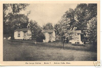 Ashley Falls Ledge Cabins