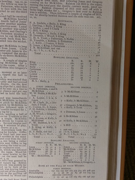 Belmont Sept 25-27, 1896
