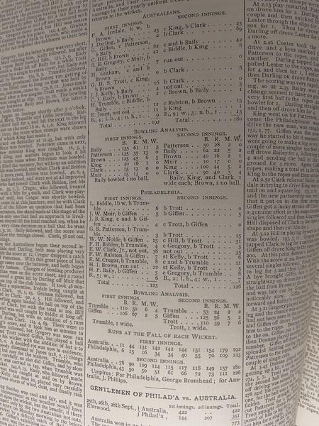 Germantown Sept 18-20, 1896