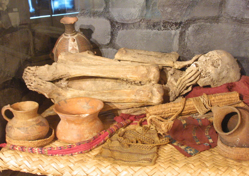 Mexican mummy