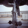B-3J Landing Gear and Wing