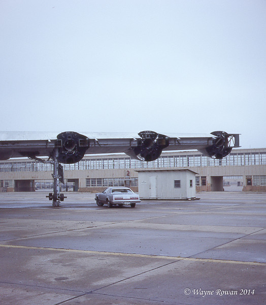 B-36J Wing