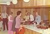 10. Thomas Horner serves up dinner.