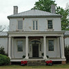 The home of Colonel John Banister, the first mayor of Petersburg and signer of the Articles of Confederation.