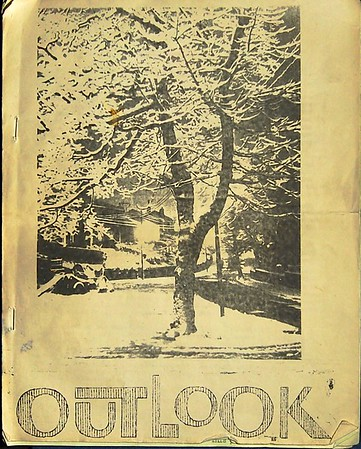 BRGS Outlook Magazine c1964