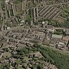 Bacup Aerial view via Google Earth 2013