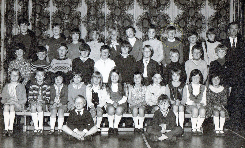 Bacup Thorn School Late 1960s teacher Mr Hitchins