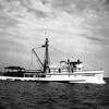 Mariner,Built 1945 Fulton Shipyard Antioch Calif,Y P 619 Military Service During W W II,F W Szalinski,Converted Seining Approx 1960,Sank 1969 Off Africa,