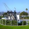 Bait Fishermen Monument San Diego