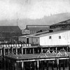 S Schmidt and Comany Salmon Packers  Later Van Camps  Astoria  Later Burned Down