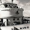 Sea King,Campbells Shipyard San Diego 1949,John  Alioto,Willy Alioto,Son and Father,