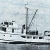 Sun Hawk,Built 1946 Pacific Boat Building Tacoma,Builder John Breskovich,Owners George Alameda,Larry Brum,Henry Medina,Joaquin Silviera,Manuel Serpa,Janous Marks,