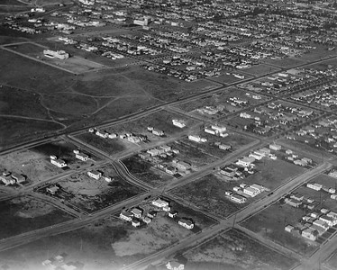 Baldwin Hills Aerial