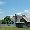 The Bushong Farm caught in the crossfire. On june 22, 1791, Henry Bushong patented a 260 acre tract in Shenandoah County that would be home for several Generations of his descendants.