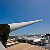 16 inch Gun on USS Massachusetts