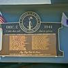 Pearl Harbor Plaque on USS Massachusetts