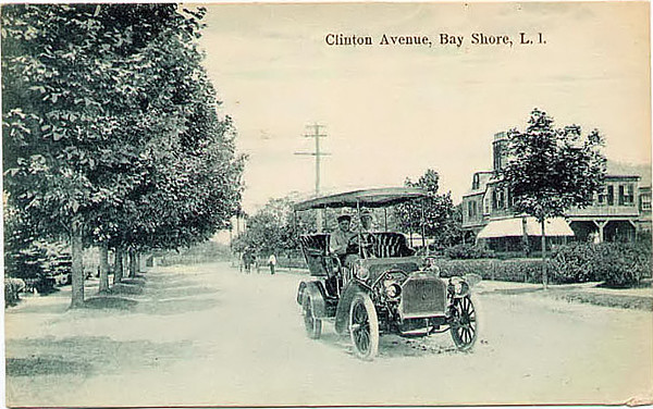 Clinton Ave, ca. 1912