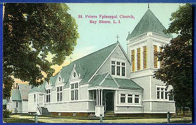 St. Peters Church, ca. 1912