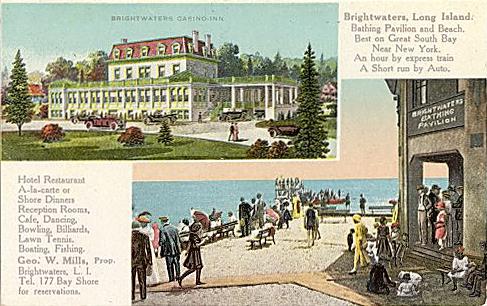 Brightwaters Casino, ca. 1915