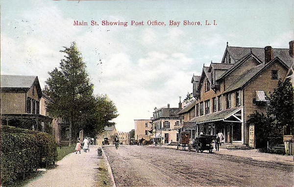 Main St. looking east, ca. 1912