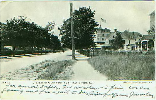 Clinton Ave., ca. 1905