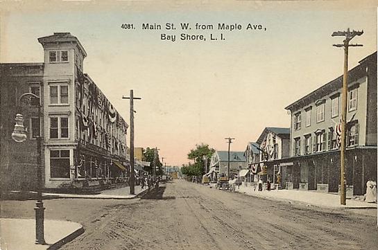 Main Street, ca. 1908
