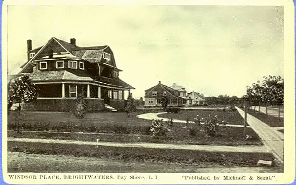 Windsor Place, ca. 1915